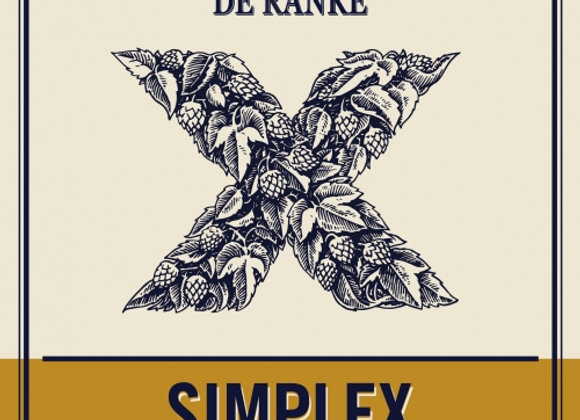 De Ranke Simplex (Belgian Blond Ale - Single x 11.2 oz.)