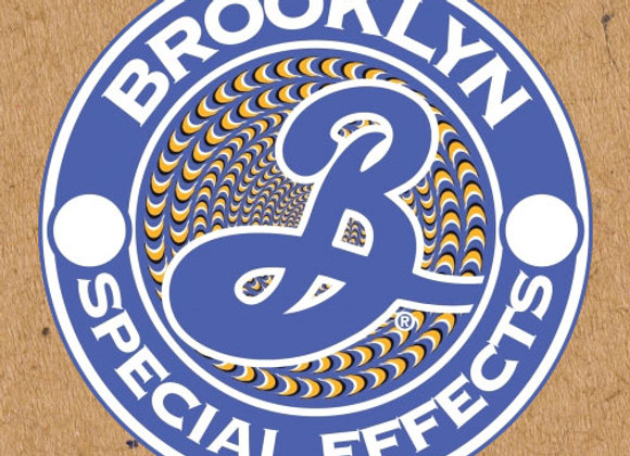 Brooklyn Special Effects Hoppy Amber (Non-Alcoholic Lager - 6 Pack x 12 oz.)