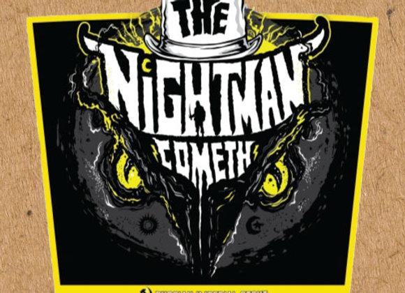 Drekker The Nightman Cometh (Imperial Stout - Single x 16.9 oz.)