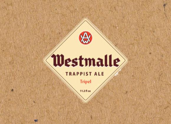 Westmalle Trappist Tripel (Tripel - Single x 11.2 oz.)