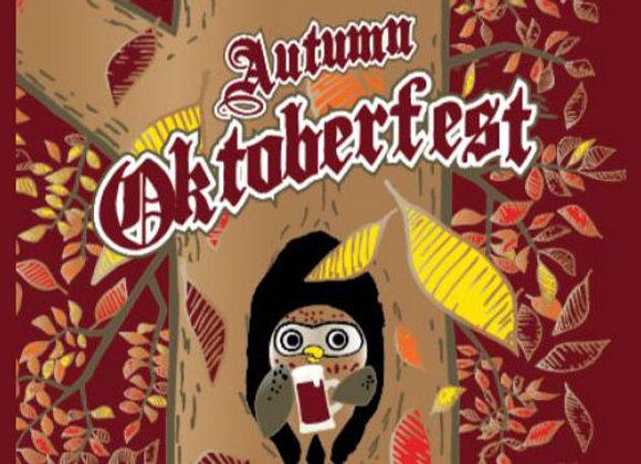 Calvert Autumn Oktoberfest (Märzen - 4 Pack x 16 oz.) (MD)