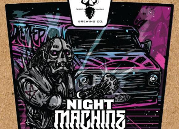 Drekker Night Machine (Hazy Double IPA - 4 Pack x 16 oz.)