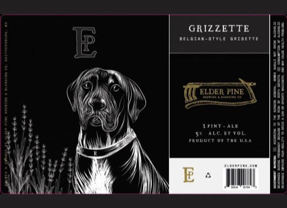 Elder Pine Grizzette (Grisette - 4 Pack x 16 oz.)