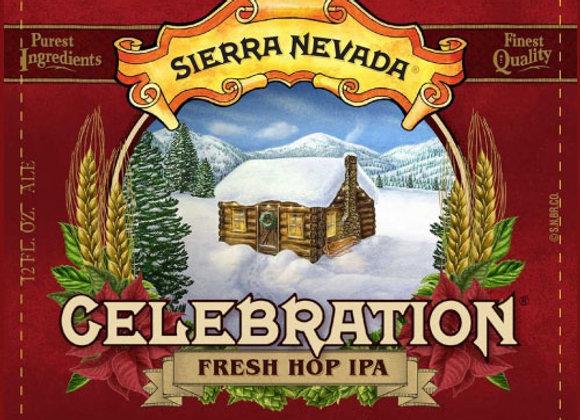 Sierra Nevada Celebration (Fresh Hop IPA - Growler)