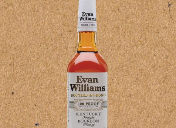 Evan Williams Bottled-in-Bond / Straight Bourbon (DC ONLY)