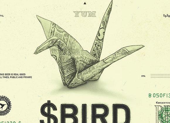 Birds Fly South $BIRD (Brett IPA - 4 Pack x 16 oz.)
