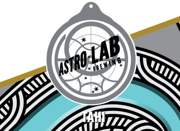 Astro Lab Tahi (Pilsner - 4 Pack x 16 oz.) (MD)