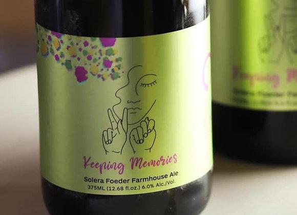 Equilibrium Keeping Memories (Mixed Fermentation Ale - Single x 25.4 oz.)