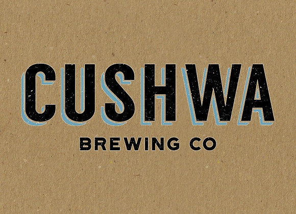 Cushwa Stuck In The Sky  (Hazy Double IPA - 4 Pack x 16 oz.) (MD)