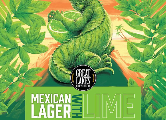 Great Lakes Mexican Lager (Pale Lager - 6 Pack x 12 oz.)