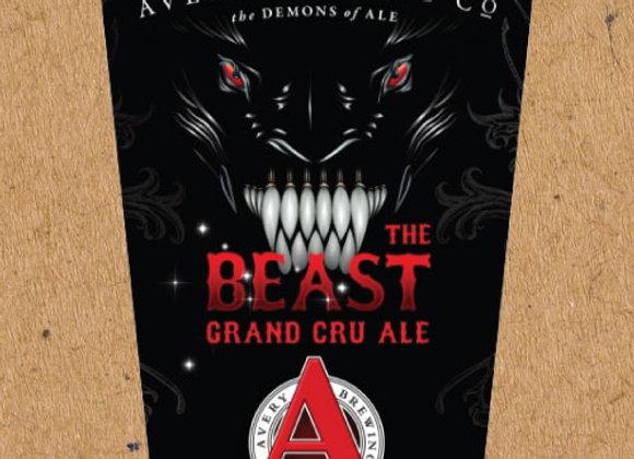 Avery The Beast Grand Cru 2015 (Grand Cru - Single x 12 oz.)
