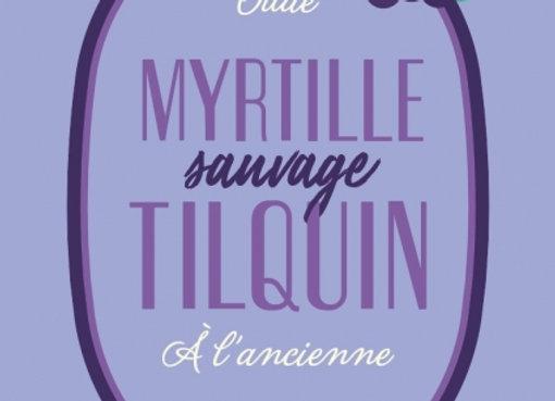 Tilquin Oude Myrtille Sauvage 2018/2019  (Fruit Lambic - Single x 25.4 oz.)