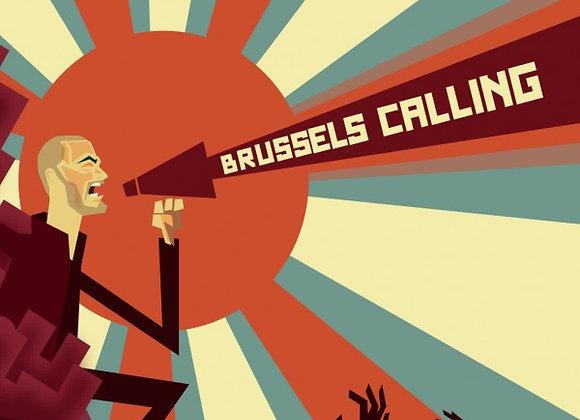 De La Senne Brussels Calling (Belgian IPA - Single x 11.2 oz.)