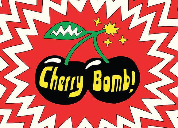Prairie Cherry Bomb! (Imperial Stout - Single x 12 oz.)
