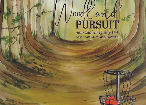 Humble Forager Woodland Pursuit: V1 (Hazy IPA - 4 Pack x 16 oz.)