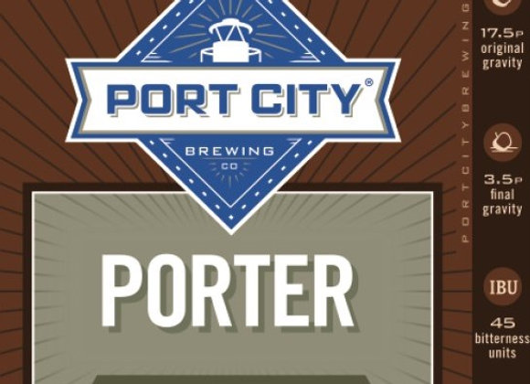 Port City Porter (Porter - 6 Pack x 12 oz.)
