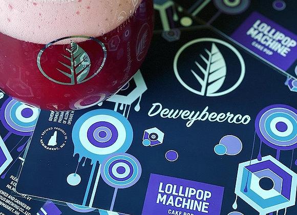 Deciduous Lollipop Machine: Cake Pop (Fruited Sour Ale - 4 Pack x 16 oz.)