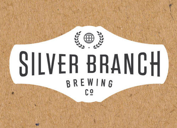 Silver Branch Heart of Gold (Hazy Pale Ale - Growler) (MD)