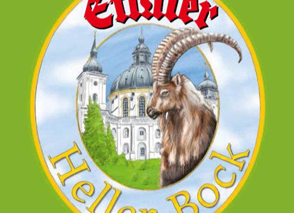 Ettal Heller Bock (Helles Bock - 4 Pack x 16 oz.)