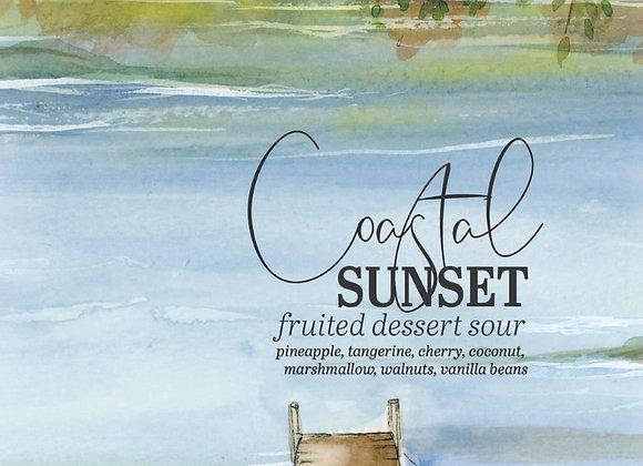 Humble Forager Coastal Sunset: V1 (Fruited Sour Ale - 4 Pack x 16 oz.)