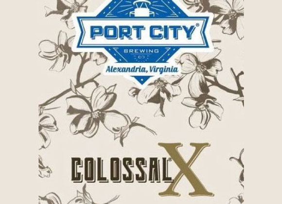 Port City Colossal X (American Barleywine - 6 Pack x 12 oz.)