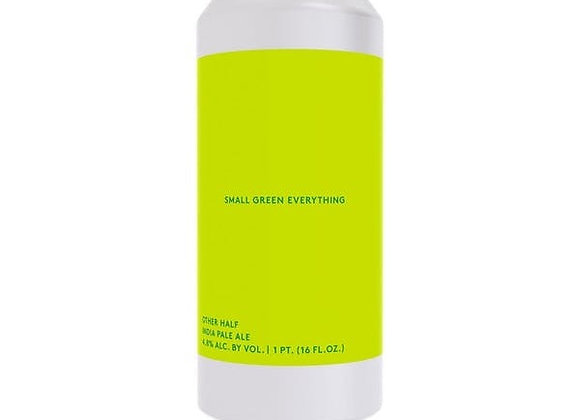 Other Half Small Green Everything (Hazy Session IPA - 4 Pack x 16 oz.) (MD)