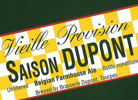 Dupont Saison Dupont (Saison - 4 Pack x 11.2 oz.)