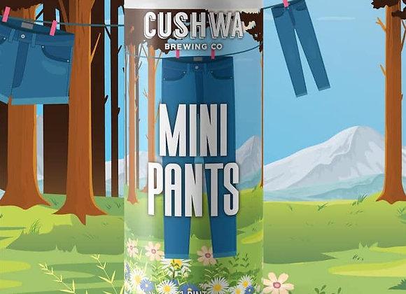 Cushwa Mini Pants (English Mild - 4 Pack x 16 oz.)