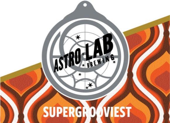 Astro Lab Supergrooviest (Hazy Triple IPA - Growler) (MD)