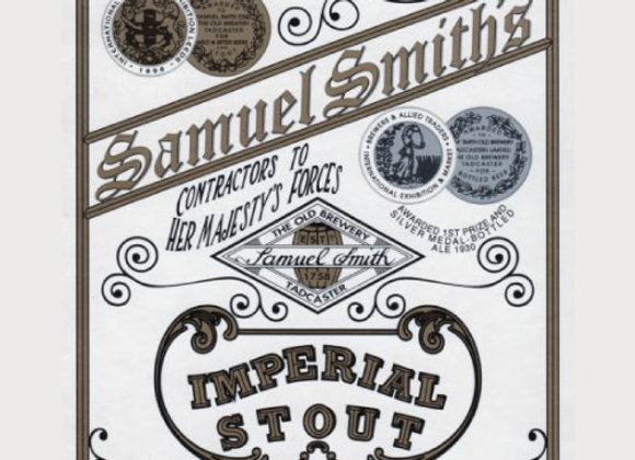Samuel Smith Imperial Stout (Imperial Stout - 4 Pack x 12 oz.)