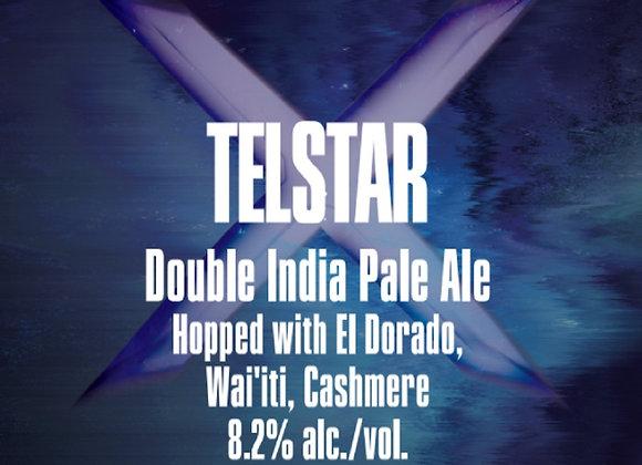 Charles Towne Telstar X (Hazy Double IPA - 4 Pack x 16 oz.)