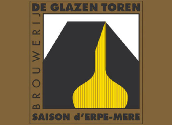 De Glazen Toren Saison d'Erpe-Mere (Saison - Single x 12 oz.)