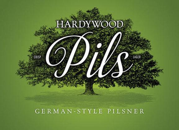 Hardywood Park Pils (German Pilsner - 6 Pack x 12 oz.)