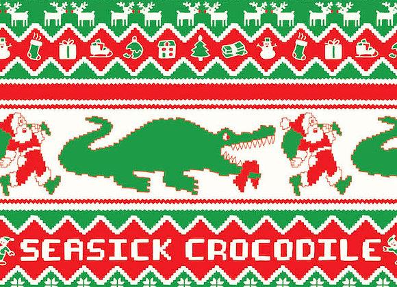 Prairie Seasick Crocodile (Fruited Sour Ale - 4 Pack x 12 oz.)