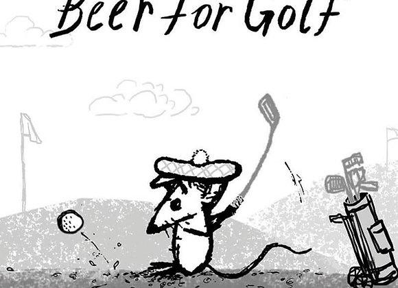 Off Color Beer For Golf (Witbier - 4 Pack x 16 oz.)