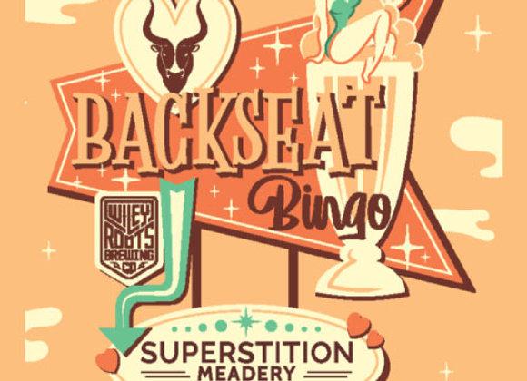 Superstition Backseat Bingo (Mead - 4 Pack x 16 oz.)