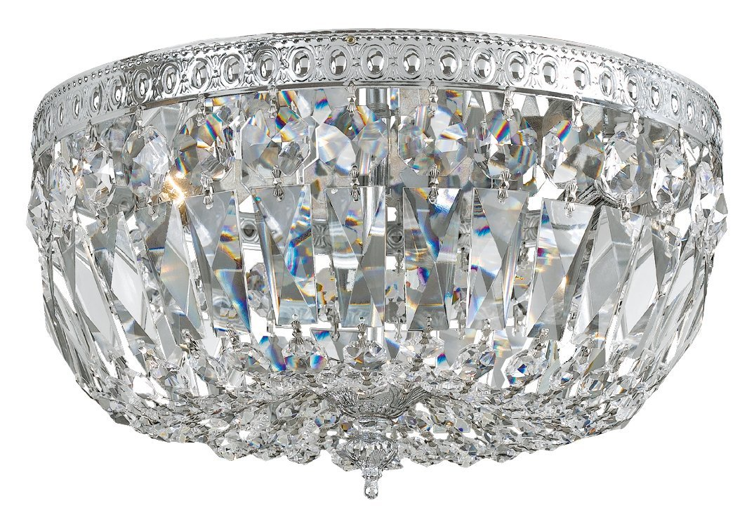 Crystal Light Fixture