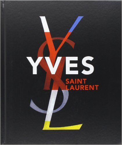 Yves Saint Laurent Hardcover Book