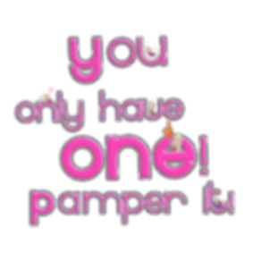 You only have one.png