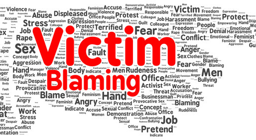 Why Do We Blame Victims?