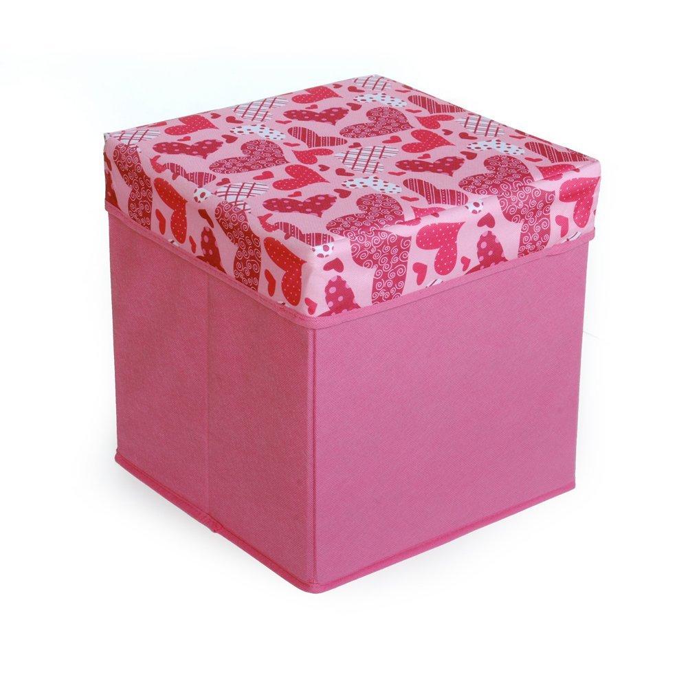 Foldable Storage Cube/Stool