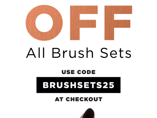 Sigma Beauty - 25% Off ALL Brush Sets!!