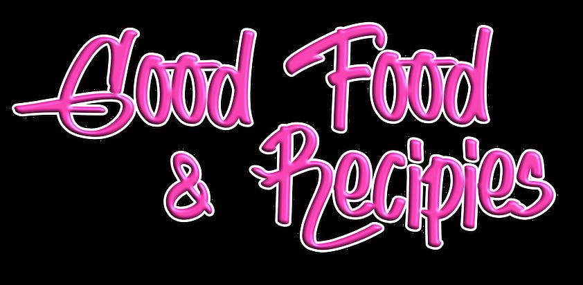 good food and recipies bubble.png