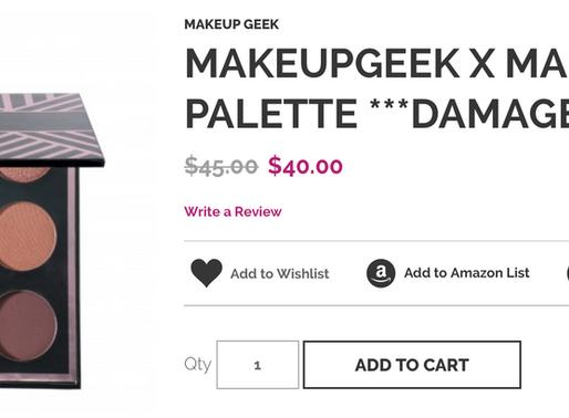 Makeup Geek Manny Mua Collab Alert!