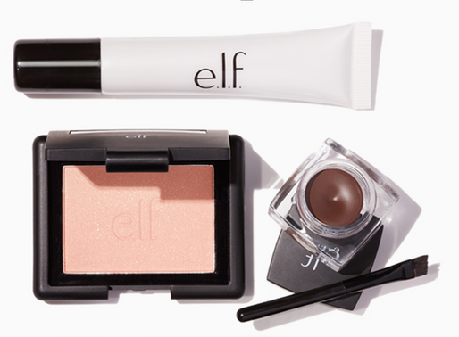 Elf Cosmetics: Free 4-Piece Gift!!