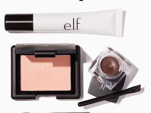 Elf Cosmetics: Free 4-Piece Gift!!