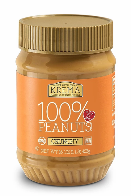 Natural Crunch Peanut Butter