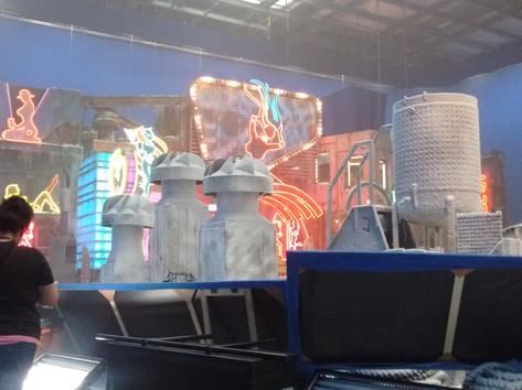 Set of Guardians of the Galaxy Vol. 2 set