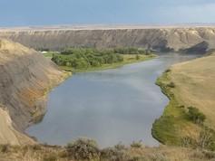 Lewis and Clark, Montana