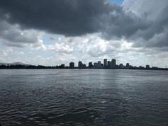 New Orleans Skyline